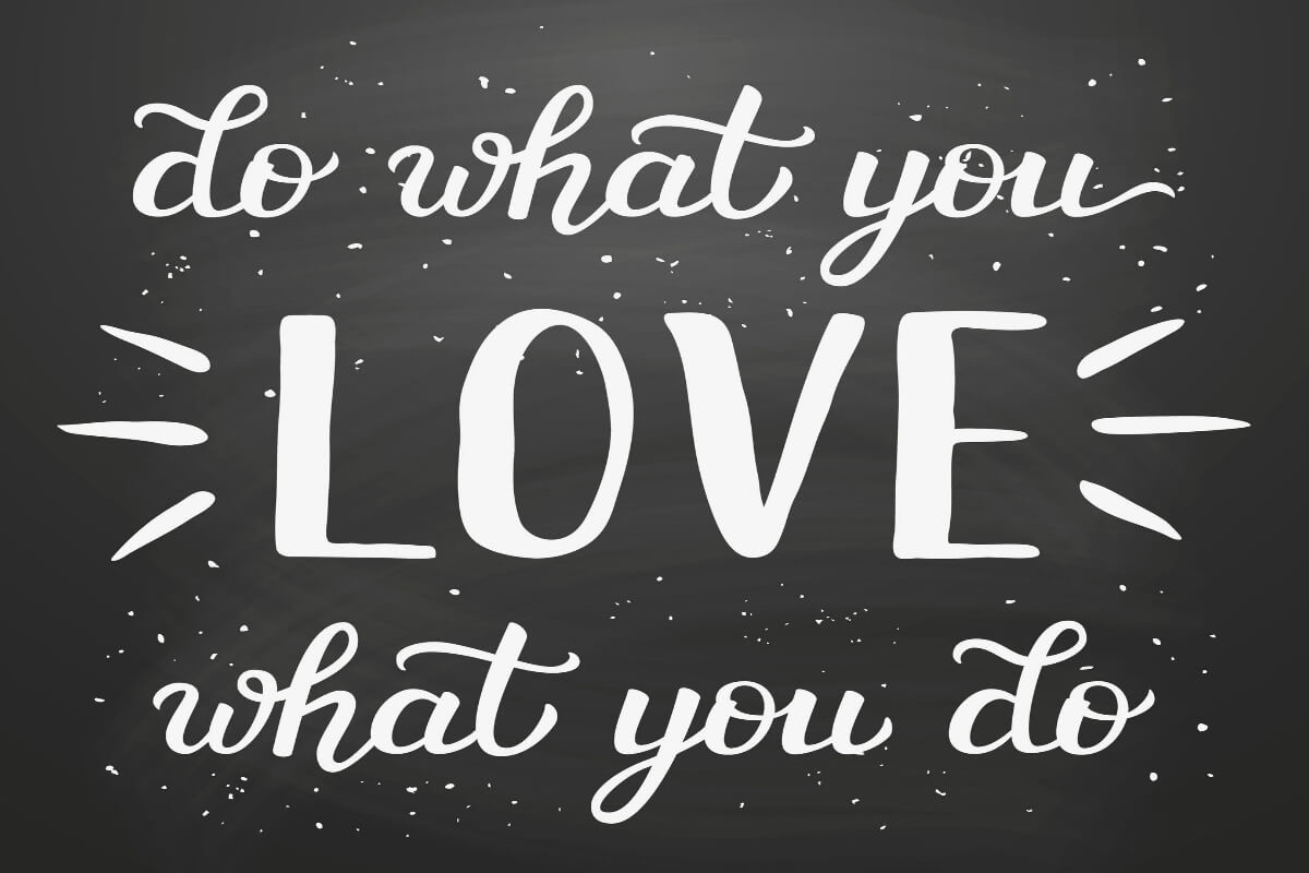 WHAT STOPS FROM DOING WHAT WELOVE